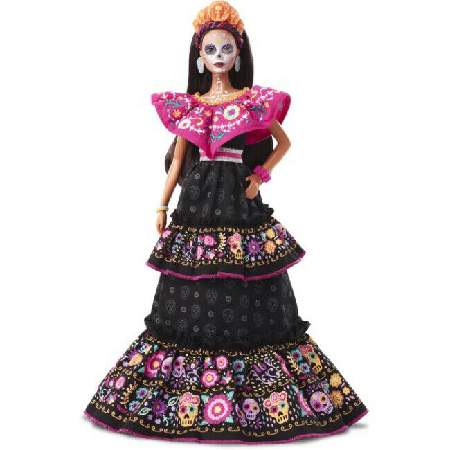 Mattel GXL26 Barbie Signature Dia De Muertos Doll