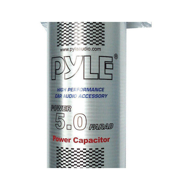 PYLE PLCAPE50 Pyle 5 farad capacitors