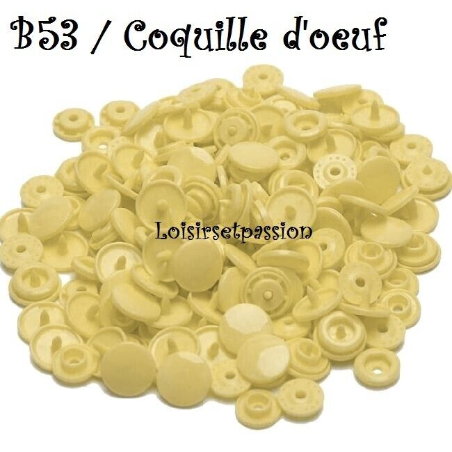 Couleur B53 / COQUILLE D'OEUF