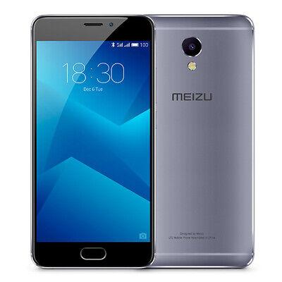 Smartphone libre Meizu M5 Note internacional con 3GB de RAM, pantalla de...