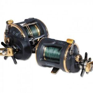 Used sea fishing reels fixed spool ebay for Ebay used fishing reels
