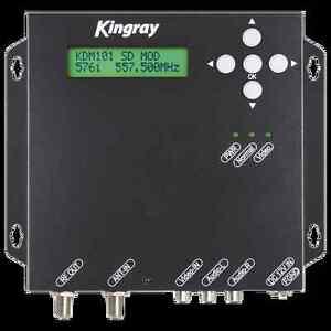 Kingray AV to Digital Modulator- KDM101 Freshwater Manly Area Preview