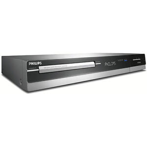 Philips DVDR3575H/37 1080p Hard disk/DVD recorder with Built-In