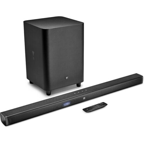 JBL Bar 3.1 Home Theater Starter System with Soundbar and Wi
