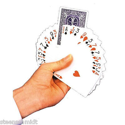 THE BEST CARD TRICK IN THE WORLD! Magic BICYCLE Deck David Blaine Close Up (Best Magic Card In The World)