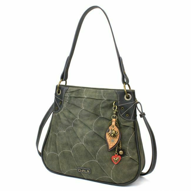 Chala - Spider Web - Shoulder Bag/Xbody Handbag