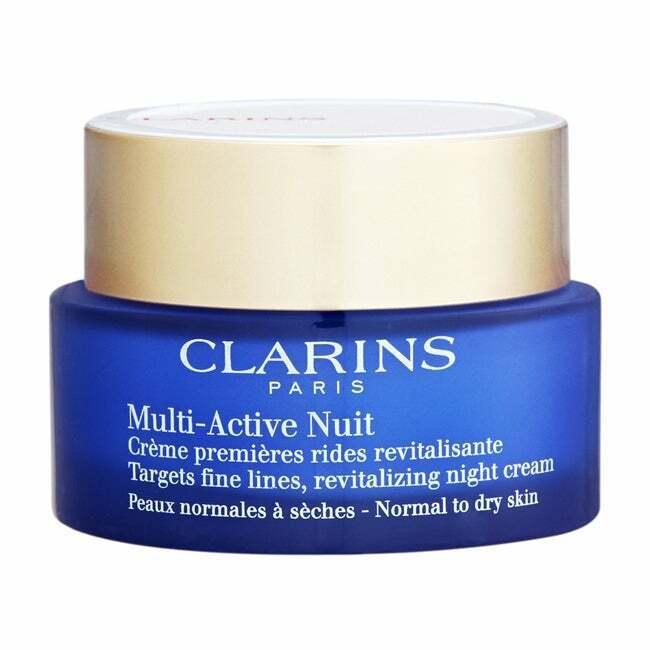 Clarins Multi-Active Night Cream For Skinface 1.7 Oz Night C