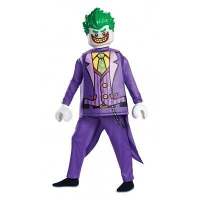 Disguise Lego Batman Film Joker Deluxe Kind Jungen Halloween Kostüm 66313