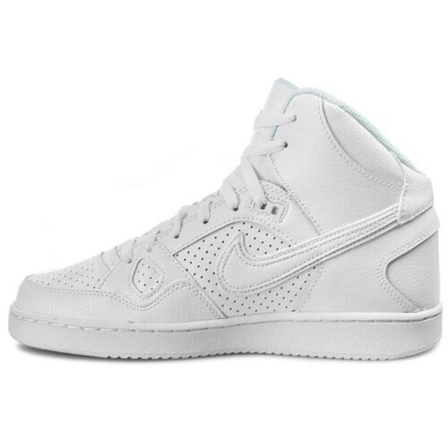 UK 10.5 Men's Nike Son Of Force Mid White Trainers EUR 45.5 US 11.5 616281 102