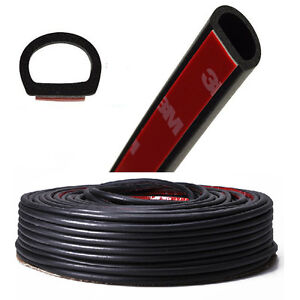 160-4M-CAR-TRUCK-Motor-Door-Rubber-Seal-Weather-Strip-OEM-mah-Hollow