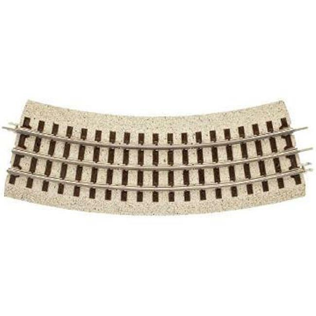 Atlas O ATO1001067S O Scale 36 Industrial Rail Full Curved Track