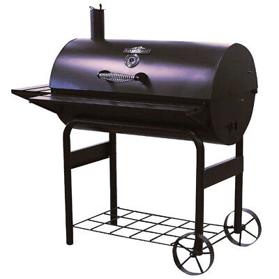 Large Charcoal Grill Portable BBQ Grilling Smoker Outdoor Patio Barbecue Cooking (Large Bbq Grill)