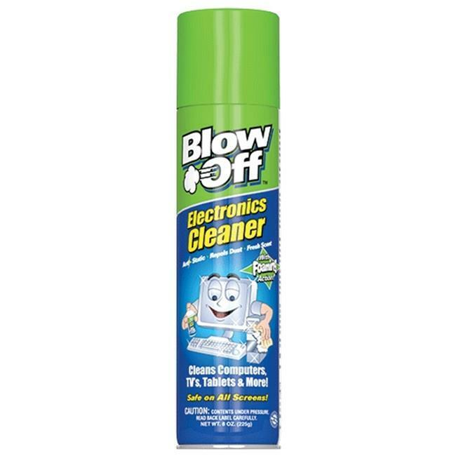 Max Professional EC-222-222 BLOW OFF ELECTRONICS CLEANER - Pack of 12