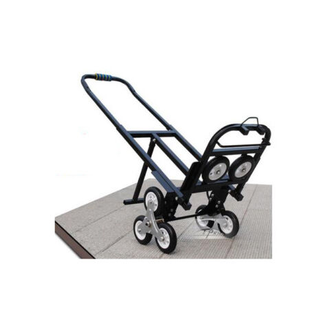 Carbon Steel Climbing Stairs Truck Black 190418