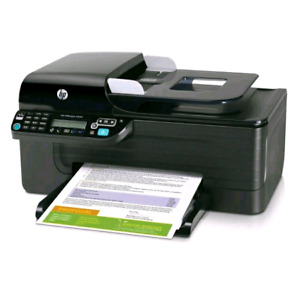 HP Officejet 4500 wireless all in one printer printer works perf