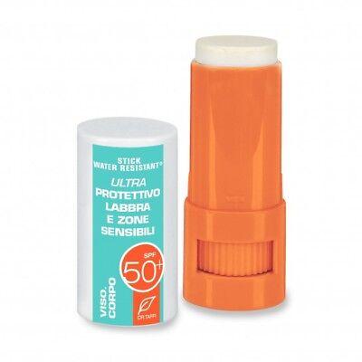 Sonnenschutz-stick (Dr.Taffi SPF 50 Sonnenschutzstick für Gesicht, Lippen u. sensible Hautzonen 8ml)