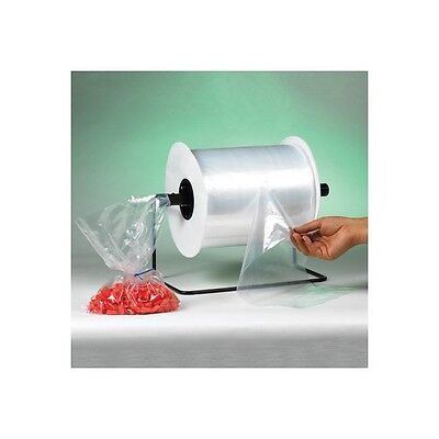 Poly Bags on a Roll, 4 Mil, 4x8, Clear, 1,000 Per roll