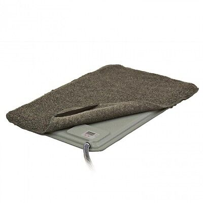 K&H Deluxe Lectro-Kennel Heated Pad & Cover w/ Temperature Control -