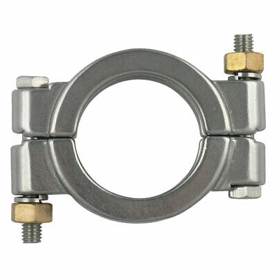 2 Dixon Heavy Duty Tri Clamp Stainless Steel 304 Sanitary Process Fitting