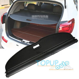 1P For 2007-2013 nissan dualis cargo blind cover parcel shelf shade trunk liner