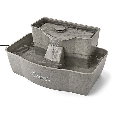 Petsafe Drinkwell Multi-tier Pet Dog Or Cat Fountain - Pw...
