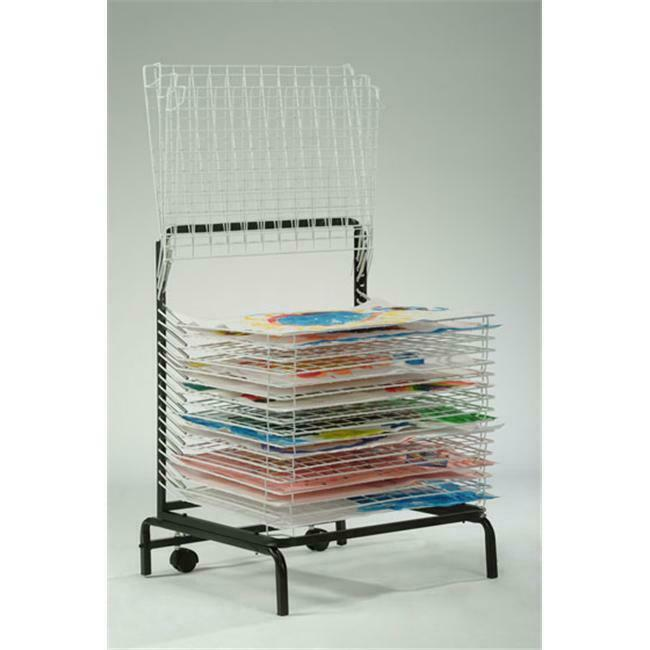 Copernicus Educational Product - PDR20 - Drying Rack - Spring-Loaded