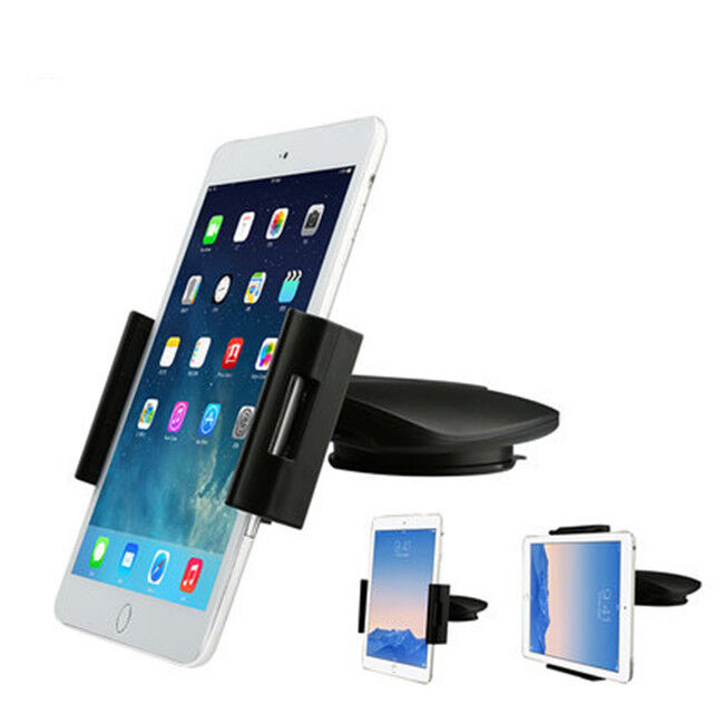 Car Dashboard Suction Rotate Mount Holder Stand Bracket For iPad Sumsang Tablet