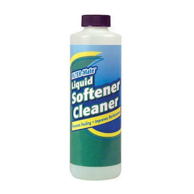 Filter Mate 4208112 32 oz Water Softener Cleaner Pack of 6