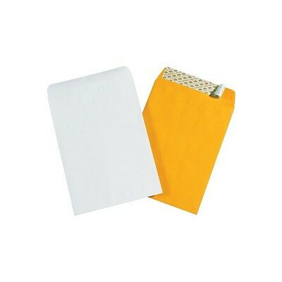 Self-seal Envelopes 6x9 Kraft 500case