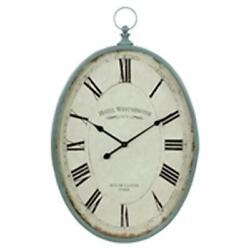 Aspire 4103 Sonia Oval Wall Clock