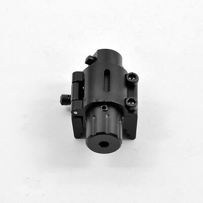 Micro Mini Pistol Red Laser Point Scope