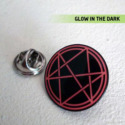 Men Of Horror (Men of Letters - Supernatural / Winchester / Horror / Occult enamel pin)