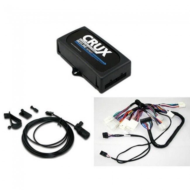 Bluetooth Interface Kit for 07-Up Toyota Vehicles w/JBL  Crux BEEBF-22JB