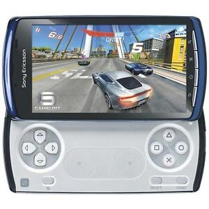 SONY ERICSSON XPERIA PLAY R800 UNLOCKED WORLDWIDE DEBLOQUÉ MONDIALEMENT FIDO ROGERS TELUS BELL PUBLIC MOBILE ANDROID 4G
