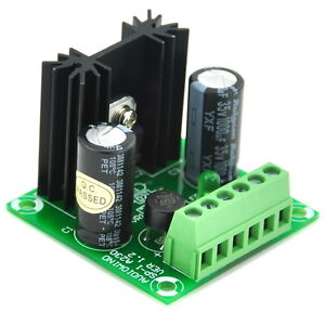 Positive or Negative Voltage Regulator Module/ Bare PCB. More Options