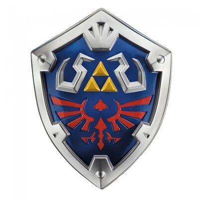 Link Shield Legende von Zelda Triforce Lizenziert Kostüm Kinder - Zelda Kostüm Kinder