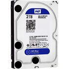 SATA II Internal Hard Disk Drives 64MB 2TB Storage Capacity