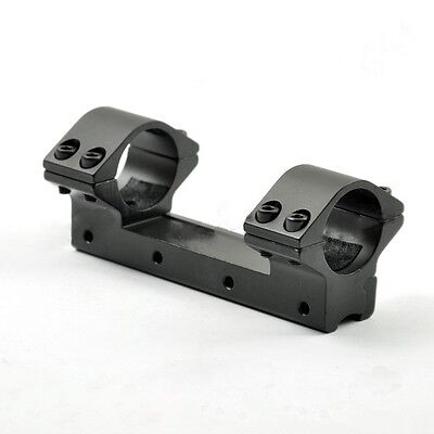 Medium Profile One-Piece 1 inch RifleScope Mount For 11m Dovetail Rail