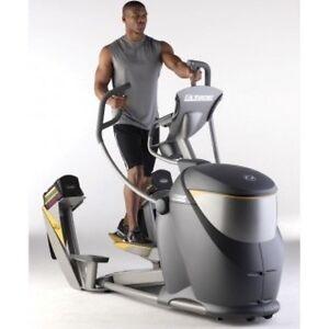 Octane Fitness Pro4700 Touch Elliptical Adjustable Stride Osborne Park Stirling Area Preview