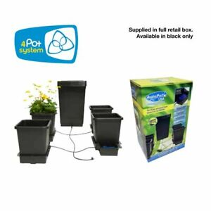 AutoPot 4 Pot Hydroponic System for Cannabis - 20% Off