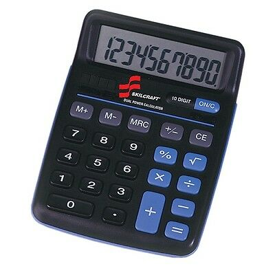 SKILCRAFT 10-Digit Calculator