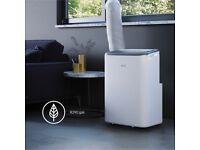 AEG AXP26U338CW ChillFlex Pro 9000Btu Portable Air Conditioner and Dehumidifier