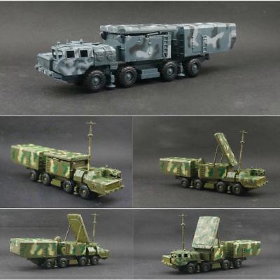 1/72 BATTLEField Russian china S-300 SA-10 air defense missile radar vehicle