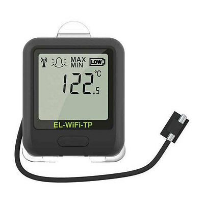 Lascar El-wifi-tp Wifi Temperature Data Logger With External Sensor