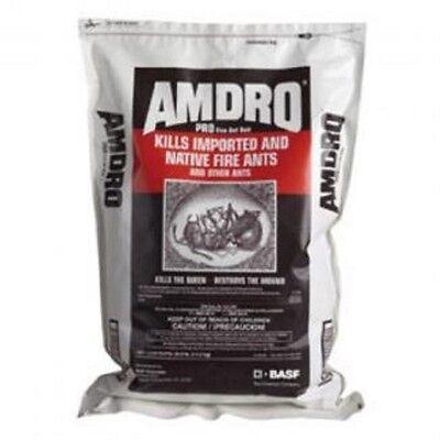 AMDRO Pro Fire Ant Bait - 0.73% Hydramethylnon- 25 Lbs