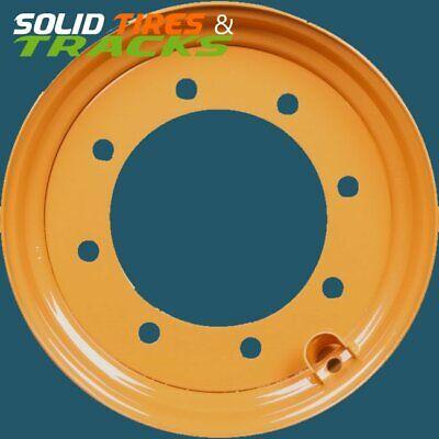 Case 580msuperlsm- 4x4 Backhoe Front 4wd Wheels4 16.5x9.75 Rim For 12x16.5