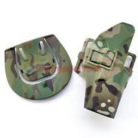 Glock Rh Pistol Paddle & Holster Multicam , Atacs Or Aor1 - airsoft - ebay.co.uk