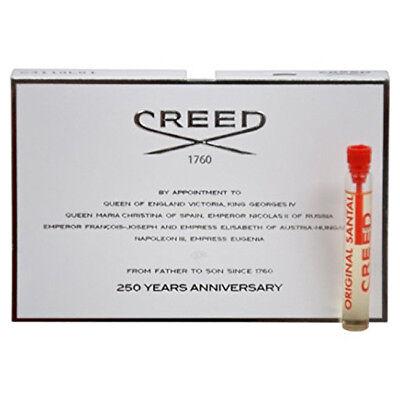 Creed Original Santal Mini Vial by Creed EDT 2.5 ml / 0.08 oz