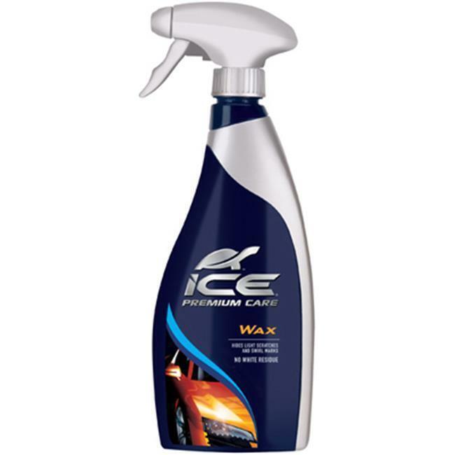 Turtle Wax T477R Ice Spray Wax - 20 oz.