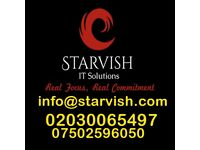 London Computer Services | EMail O365 | Office IT | Networking | Cloud Storage | Starvish IT